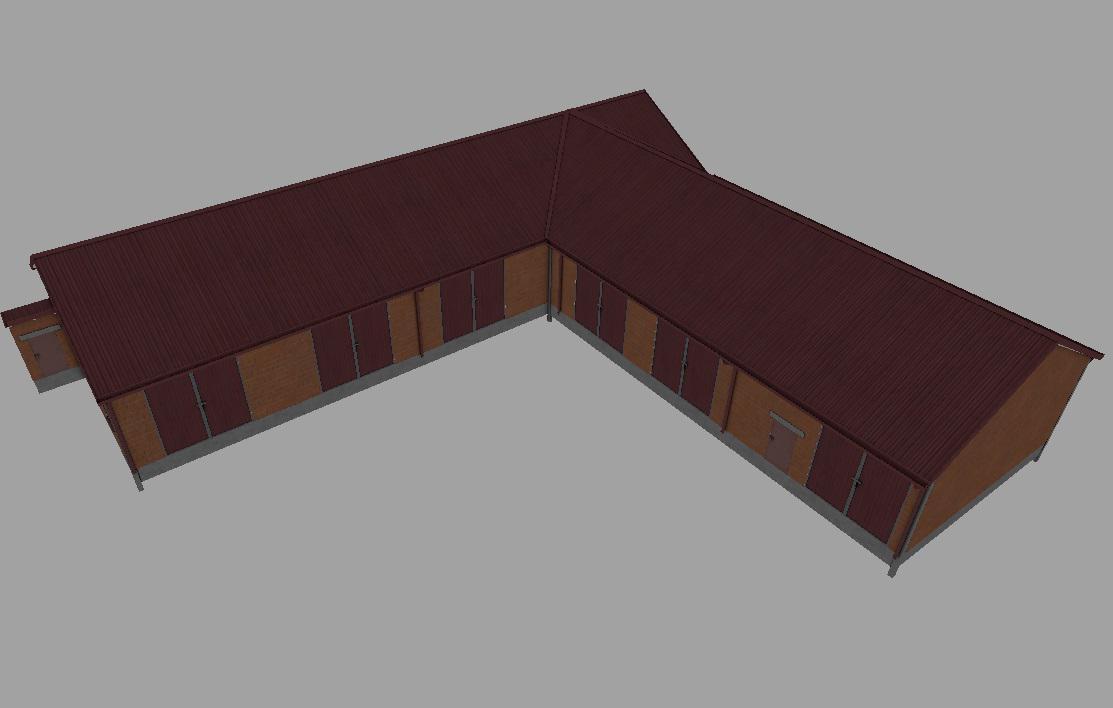 FS19 - Placeable Garage 5 V1.0