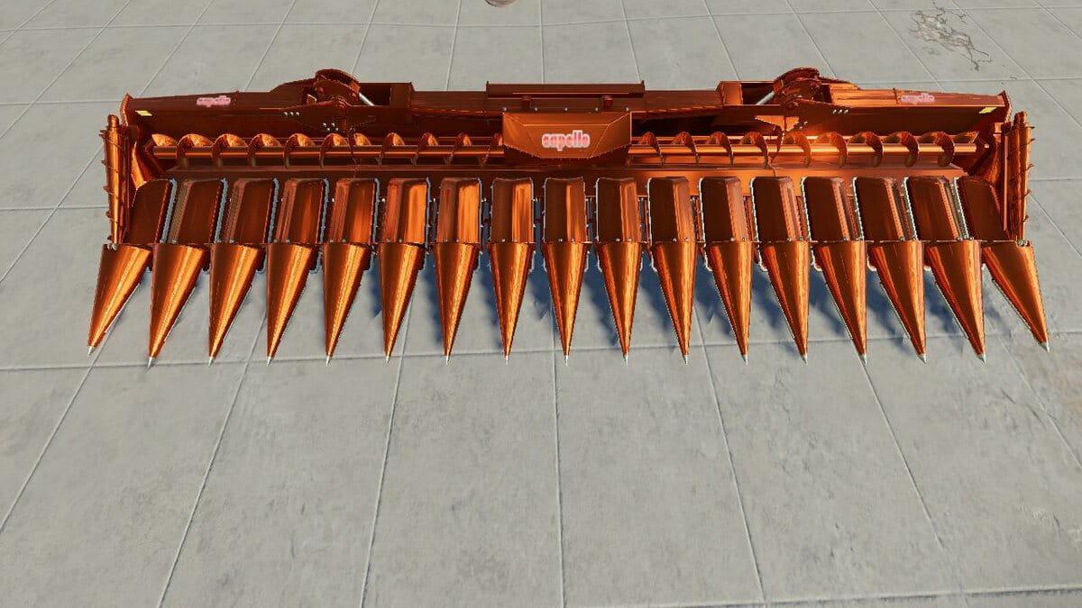 FS19 - Capello Quasar HS16 V1.0
