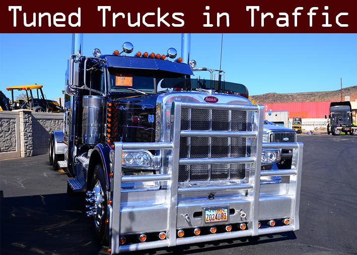ATS - Tuned Truck Traffic Pack V1.3 (1.35.X)