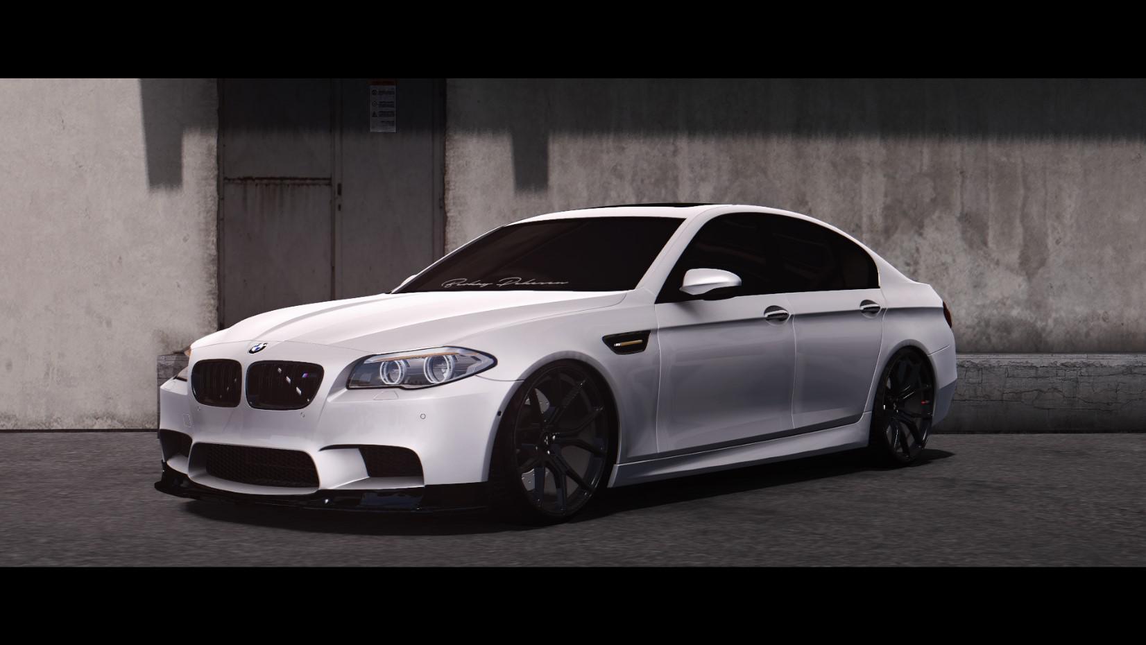 ETS2 - BMW M5 F10 V2.0 (1.39.x)