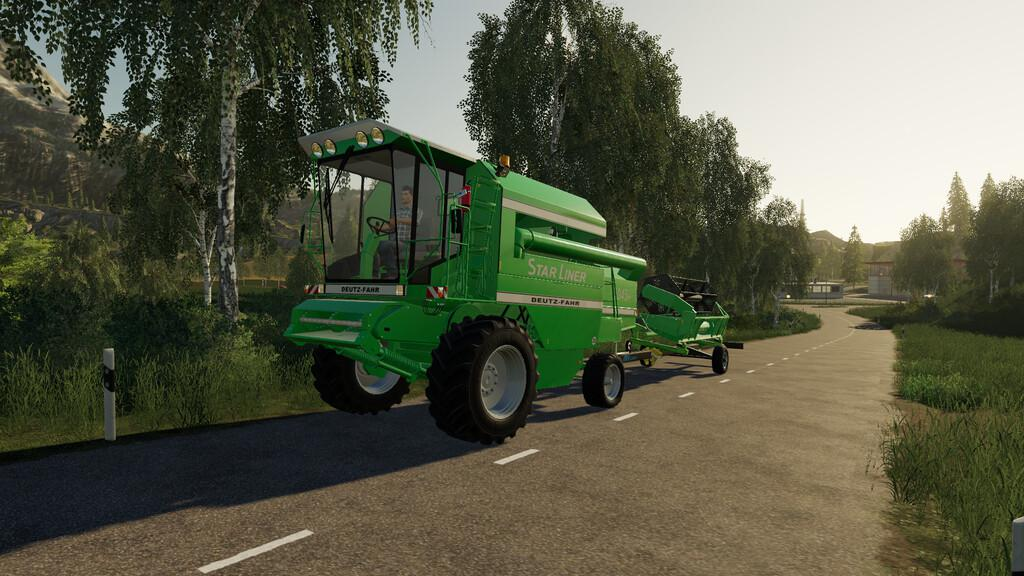 FS19 - Deutz-Fahr Starliner 4045H Pack V1