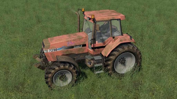 FS19 - Case 7200 Pro Series Used V1.0