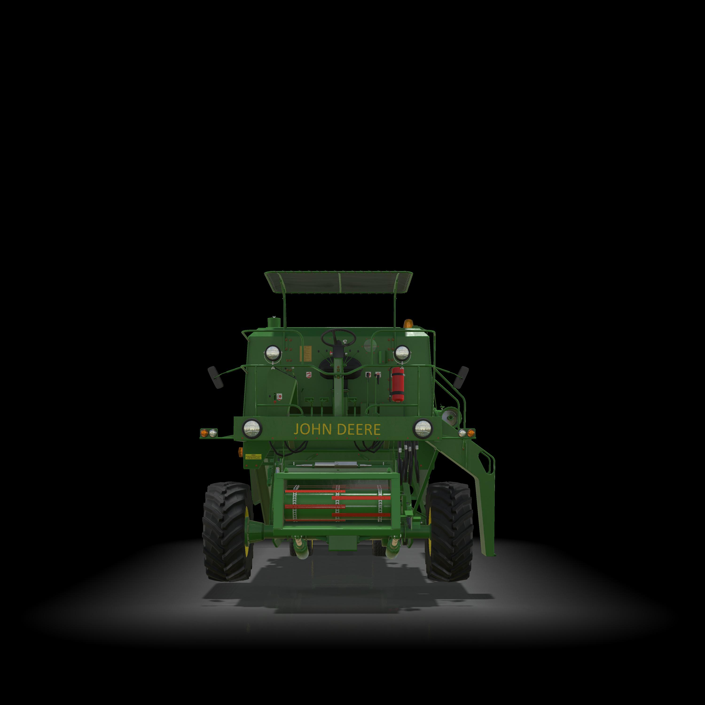 FS19 - John Deree 630 Harvester V1