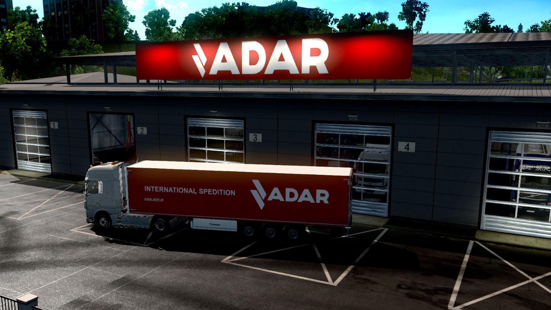 ETS2 - Adar Spedition Pack V1.0 (1.36.x)