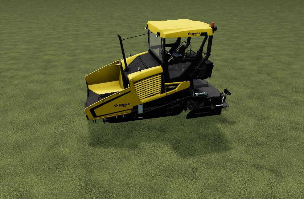 FS19 - Bomag BF600C2 V1.0