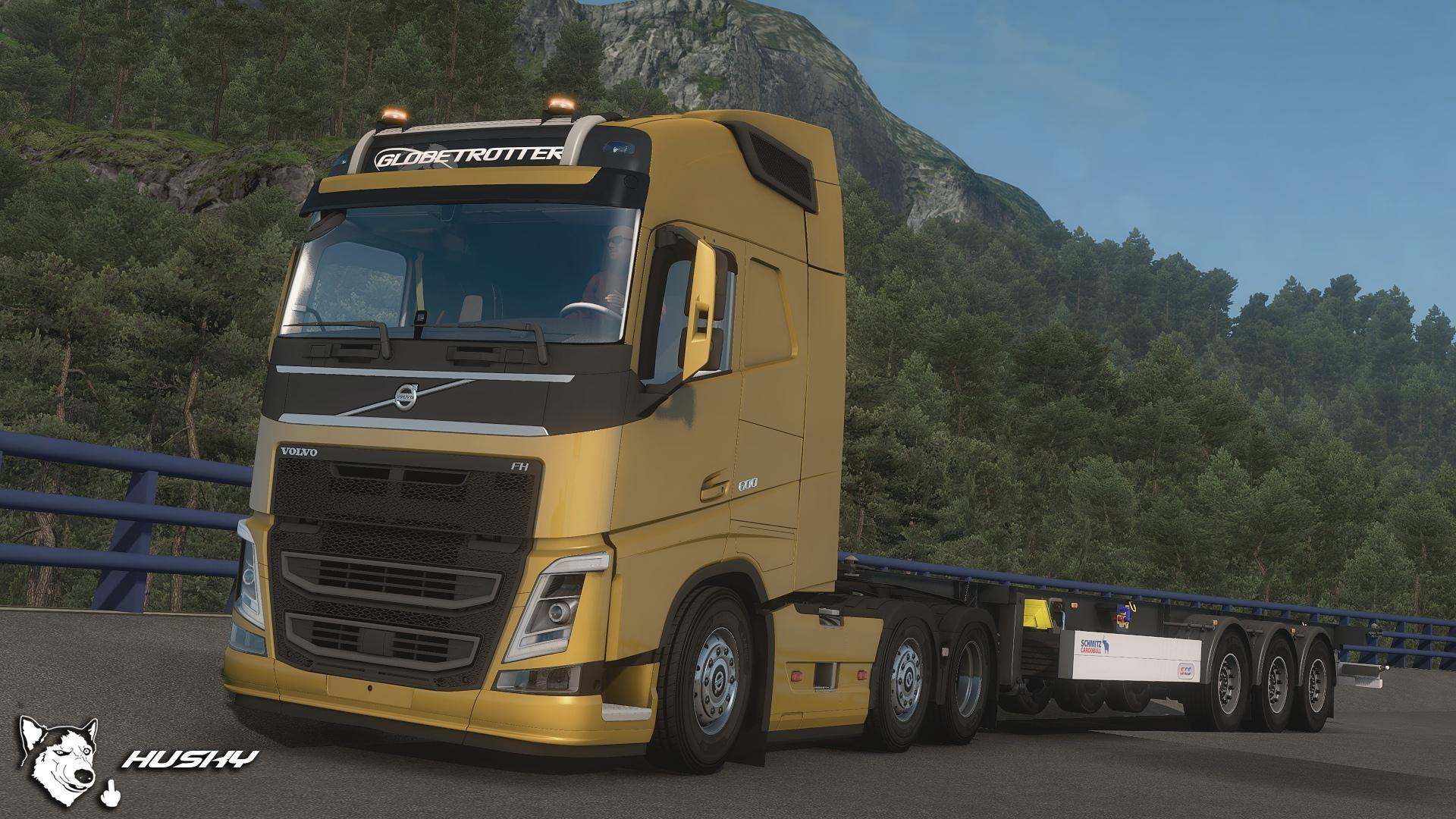 ETS2 - Volvo FH-FH16 Generation IV (1.39.x)