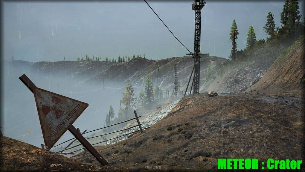 SnowRunner - Meteor Region CV V1.3