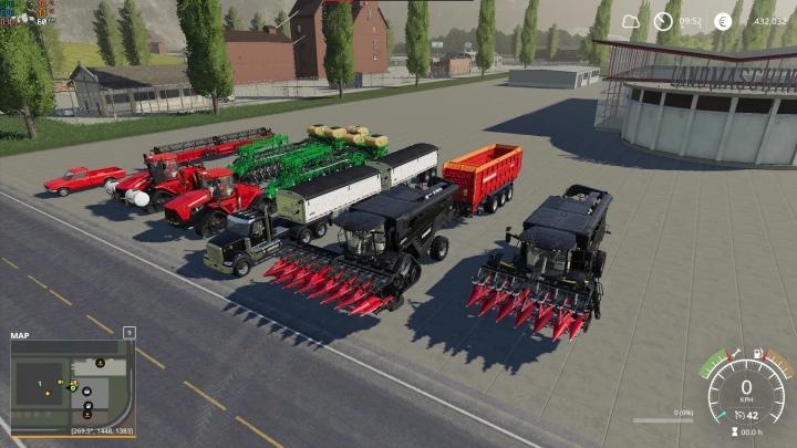 FS19 - Canadian Map Vehicules Update V1.0