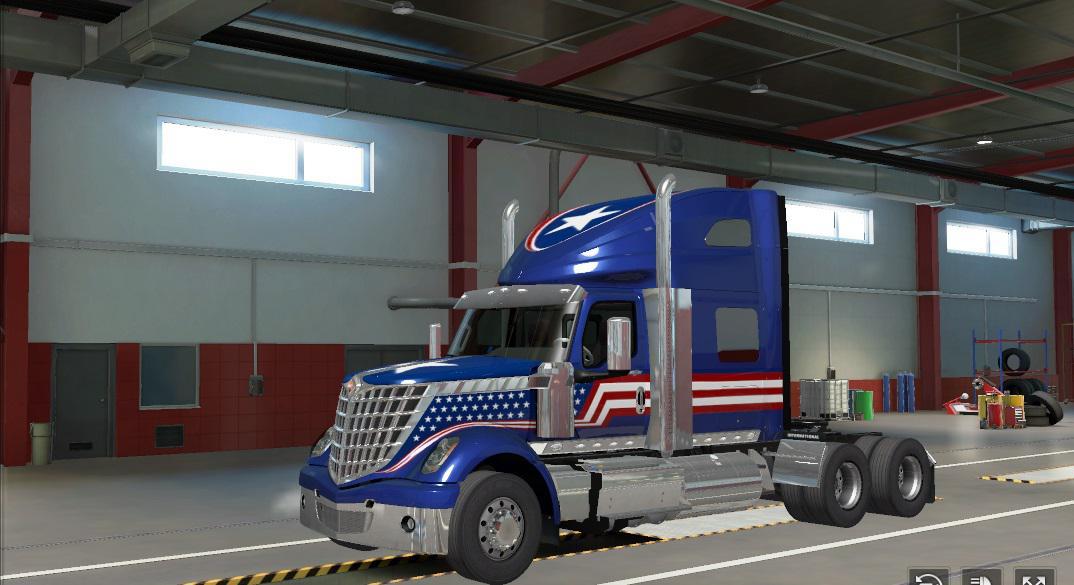 ETS2 - American Trucks (1.37.x)