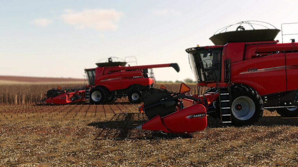 FS19 - Case IH 2566 And 150 Series Harvester V2.0
