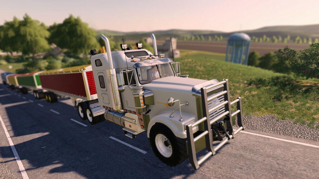 FS19 - Roadrunner+ Truck V1.1