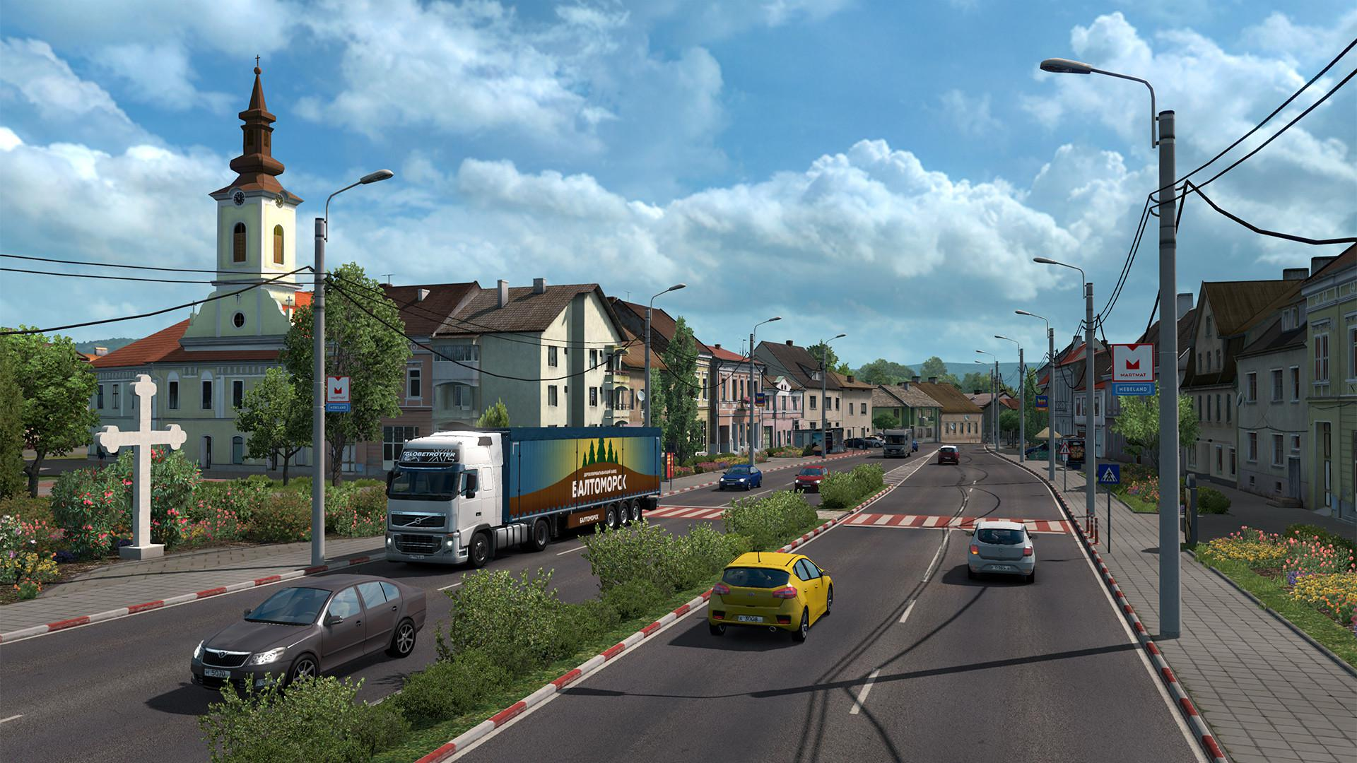 ETS2 - DLC-Road to The Black Sea (1.36.x)