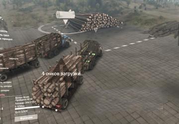 Spintires - Ural 4320-10 Truck V2