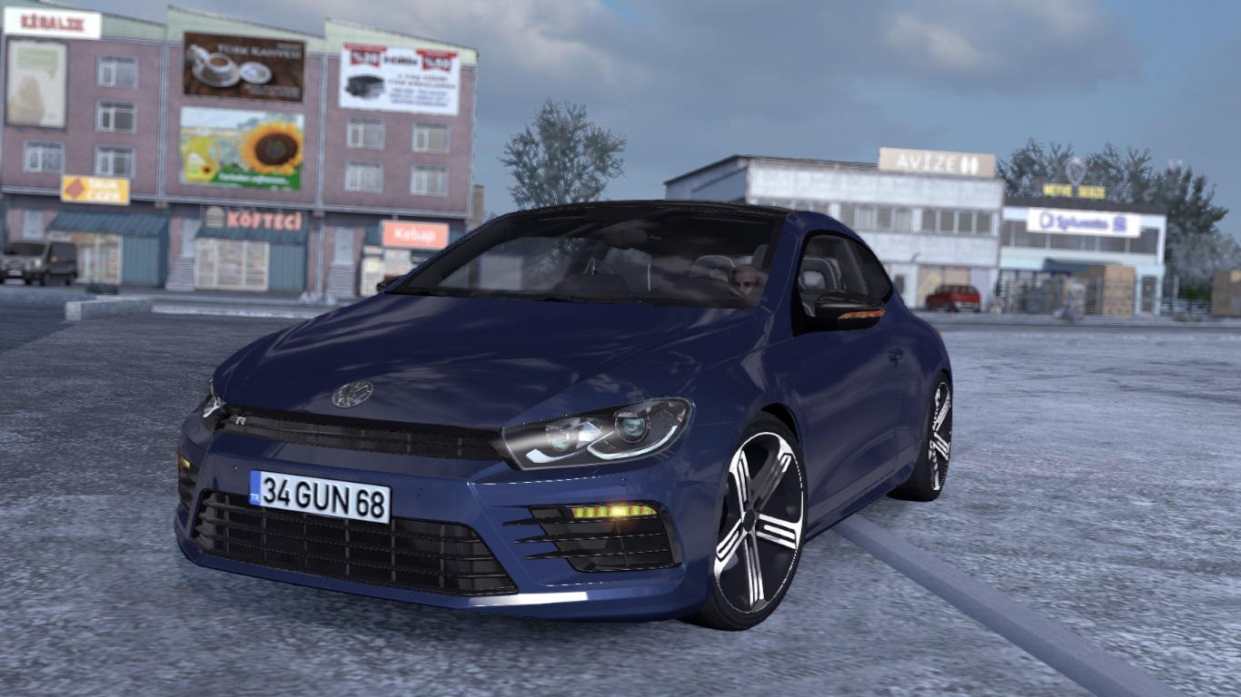 ETS2 - Volkswagen Scirocco V1R50 (1.39.x)