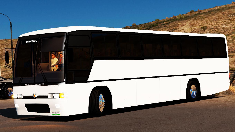 ATS - Marcopolo Viaggio 1000 Bus Mod (1.35.X)