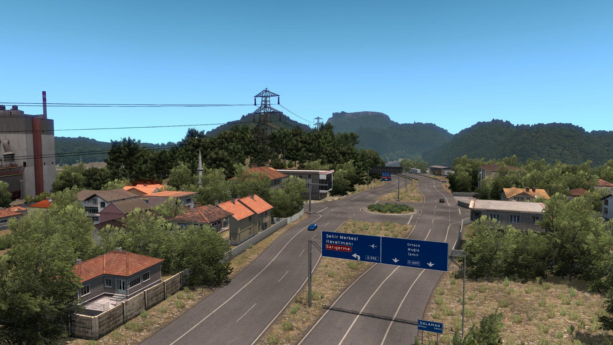 ETS2 - Project Turkey V1.1 RTP (1.38.x)