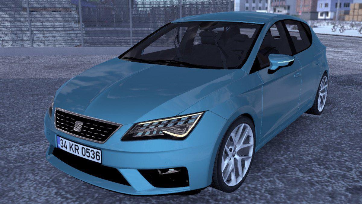 ATS - Seat Leon V1R20 (1.36.x)
