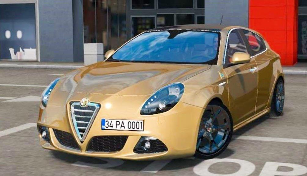 ATS - Alfa Romeo Giulietta V1.2 (1.36.x)
