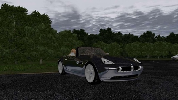 City Car Driving 1.5.9 - Bmw Z8 2012