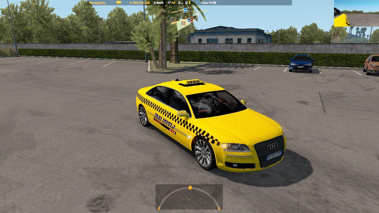ETS2 - Audi R8 V1.0 (1.36.x)