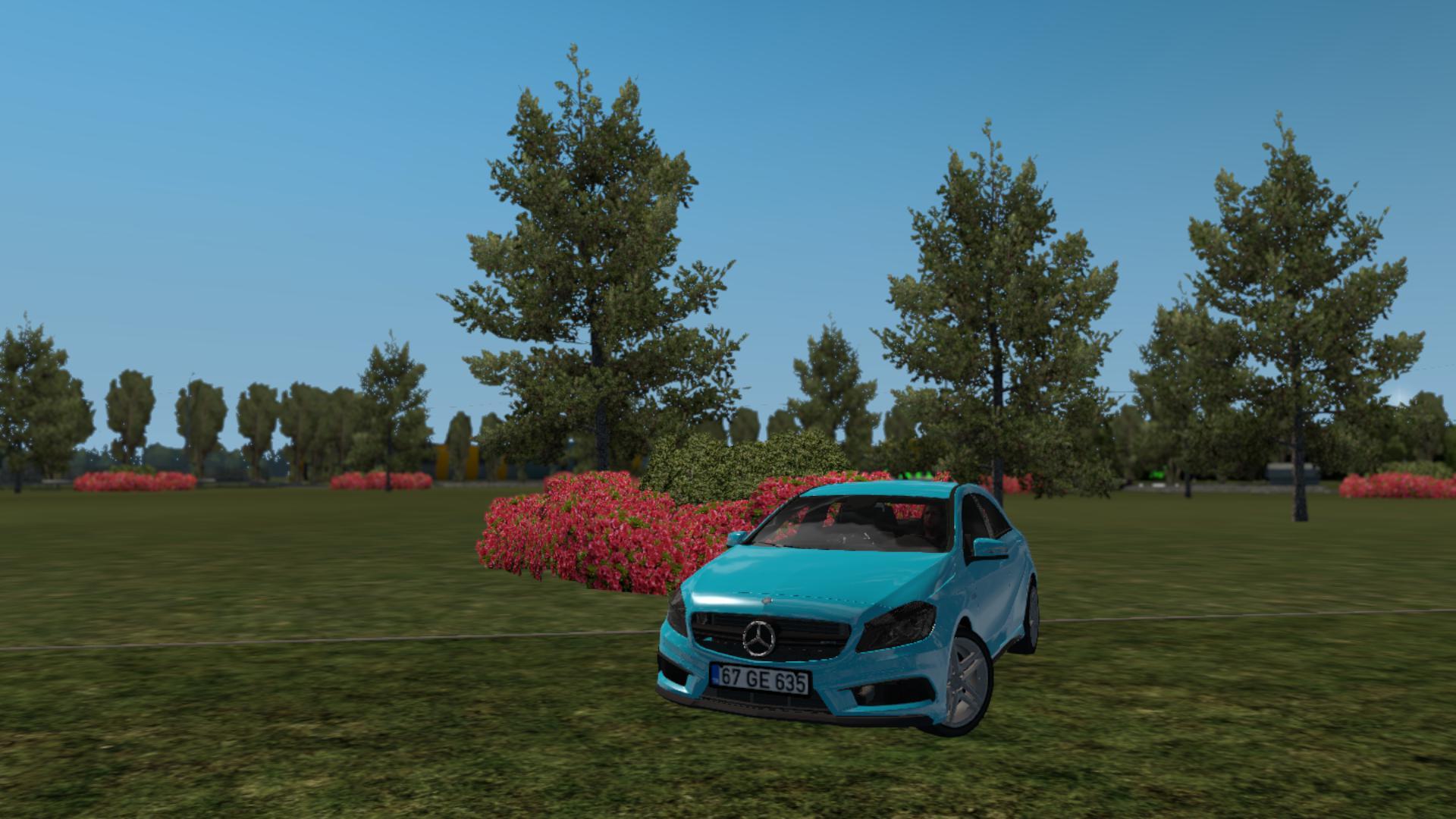 ATS - Mercedes-Benz A45 V1R20 (1.36.x)