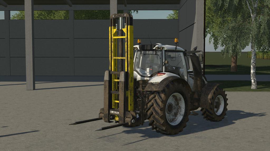 FS19 - 3 Point Forklift V1.0