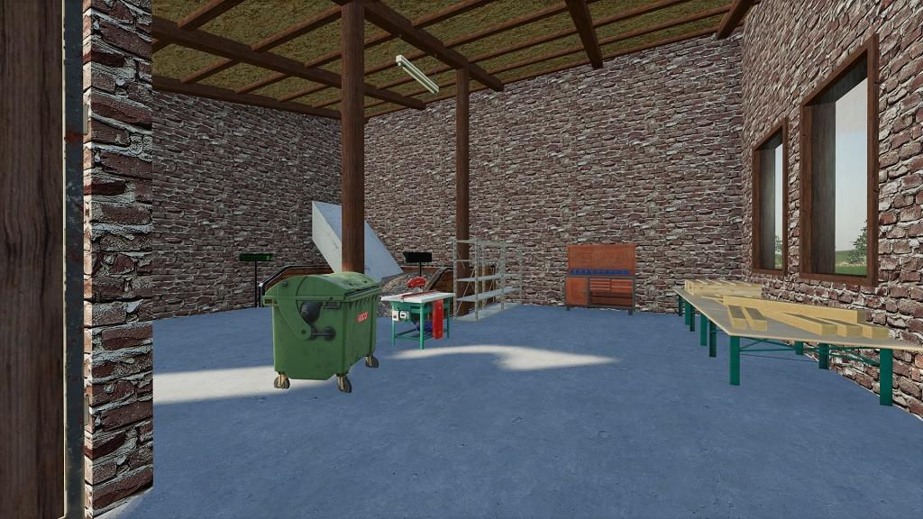 FS19 - Empty Pallets Production V1.0