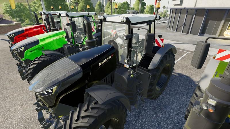 FS19 - Fendt 1000 Vario Tuning Tractor V1.2.5