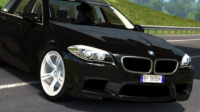 ATS - BMW M5 Touring V1.2 (1.36.x)