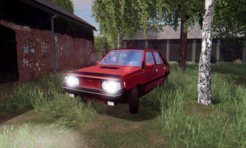 FS19 - FSC Polonez 1500 V1