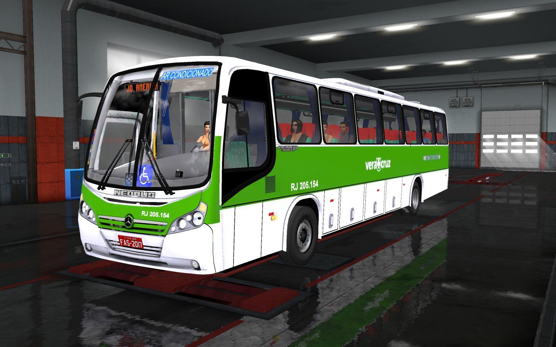 ETS2 - Mercedes Benz Neobus 330 Bus Mod (1.35.x)