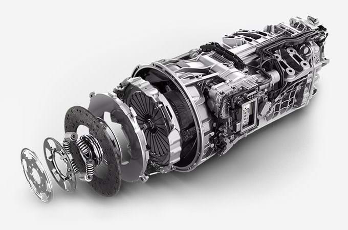 ATS - Detroit Dt12 Transmission Pack for All Trucks (1.36.X)