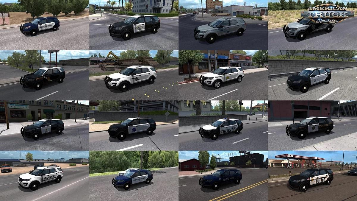 ATS - Municipal Police in Traffic Pack V1 (1.38.x)
