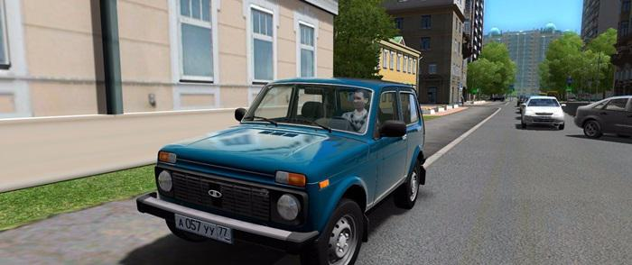 ETS2 - Niva Lada Reowrked (1.30 - 1.35)