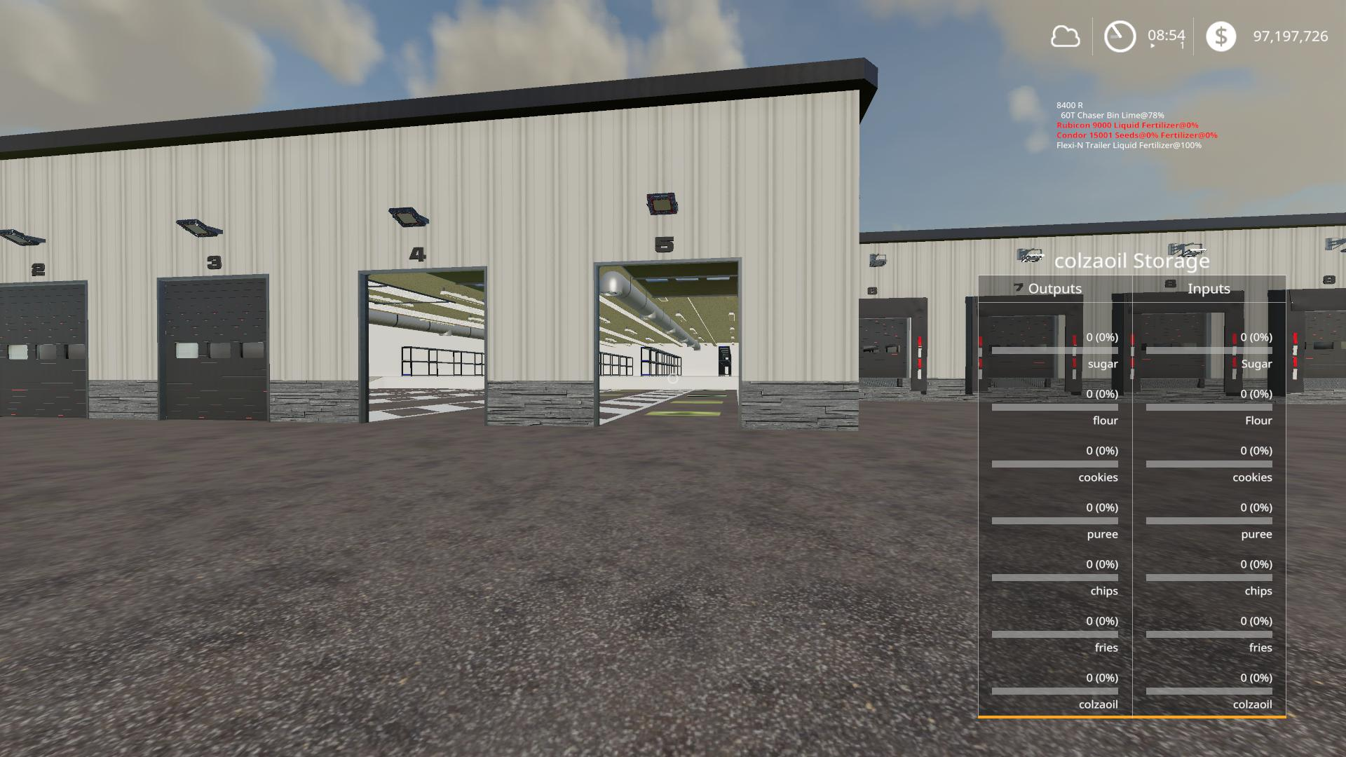 FS19 - Warehouse DryStorage Beta