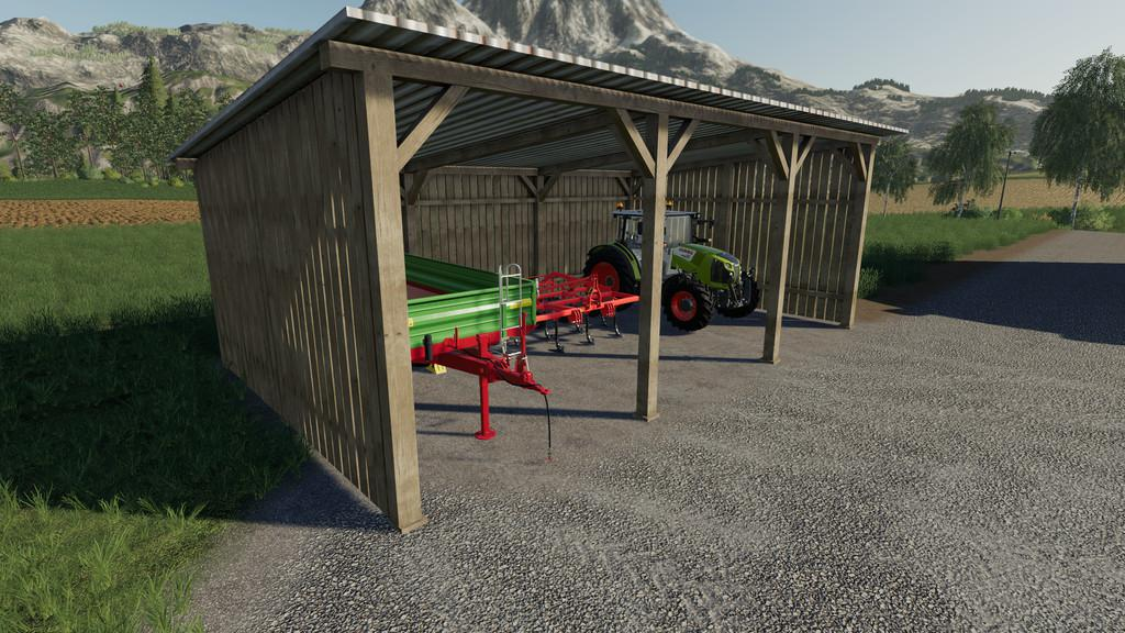 FS19 - Small Shed V1.0