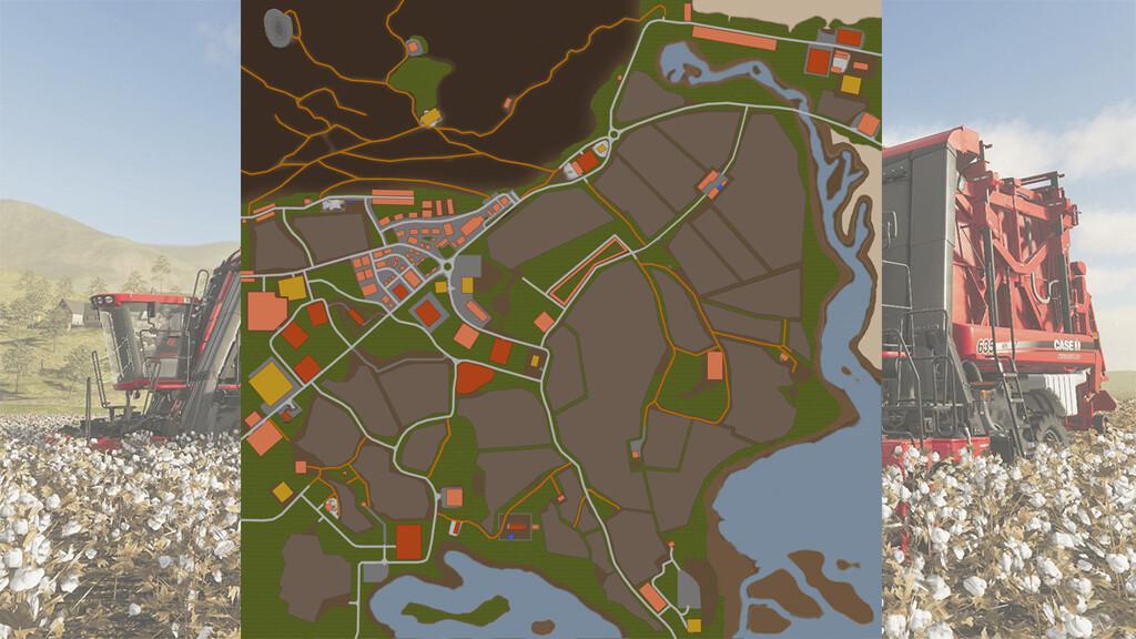 FS19 - Cantabria Infinite Map V1.3