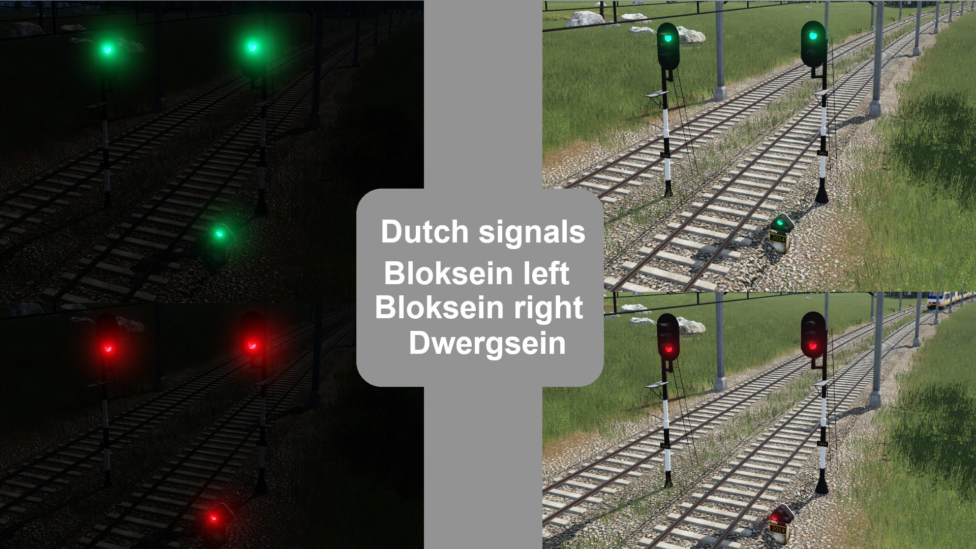 Transport Fever 2 - Dutch Signal Pack