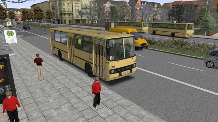 Omsi2 – Add-on Citybus i260 Series