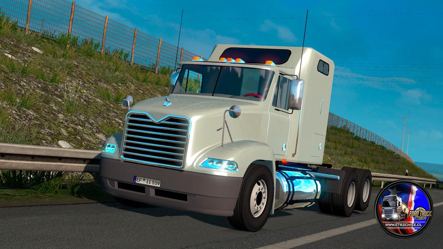 ETS2 - Mack Vision Truck (1.35.x)