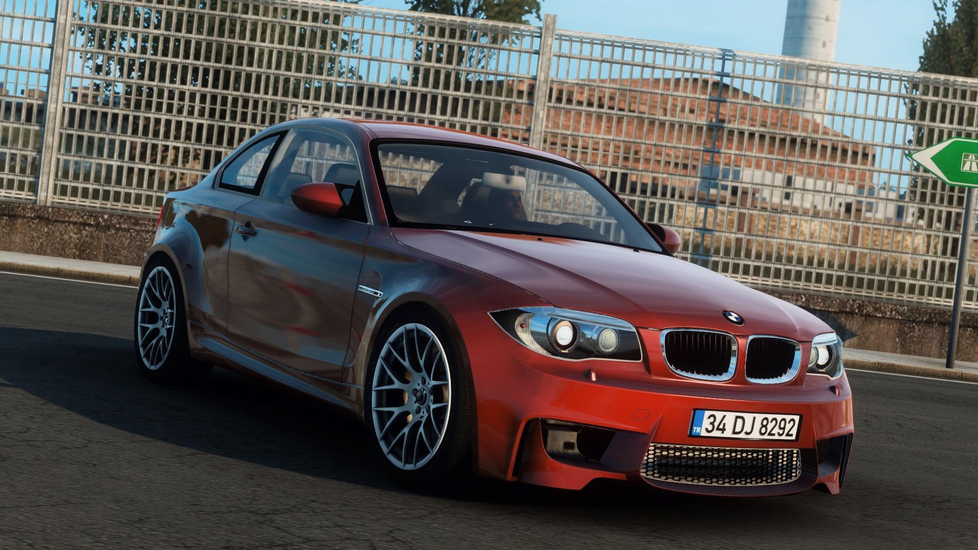 ETS2 - BMW 1M E82 V1R60 (1.40.x)