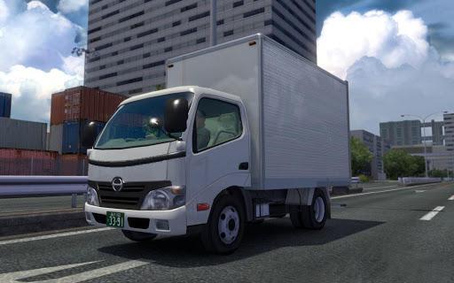 ETS2 - Toyota Transit (1.38.x)