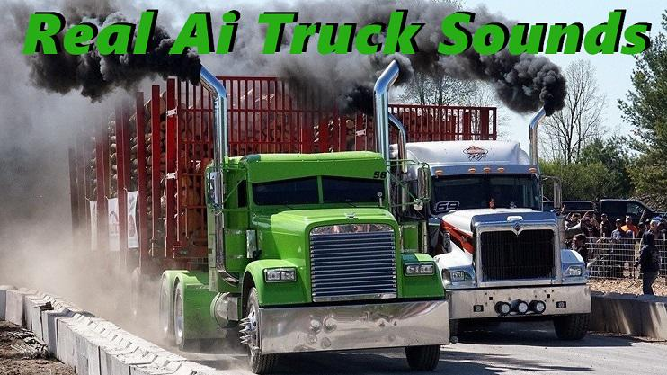 ATS - Sounds for Truck Traffic Pack V2.6.2 (1.36.x)