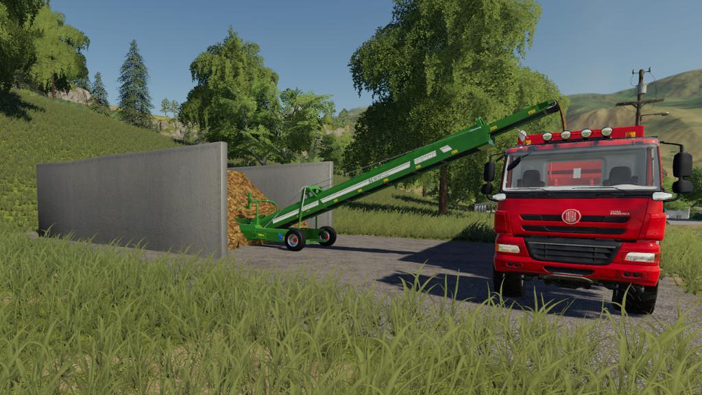 FS19 - Filltrigger Conveyor Belt V1.2