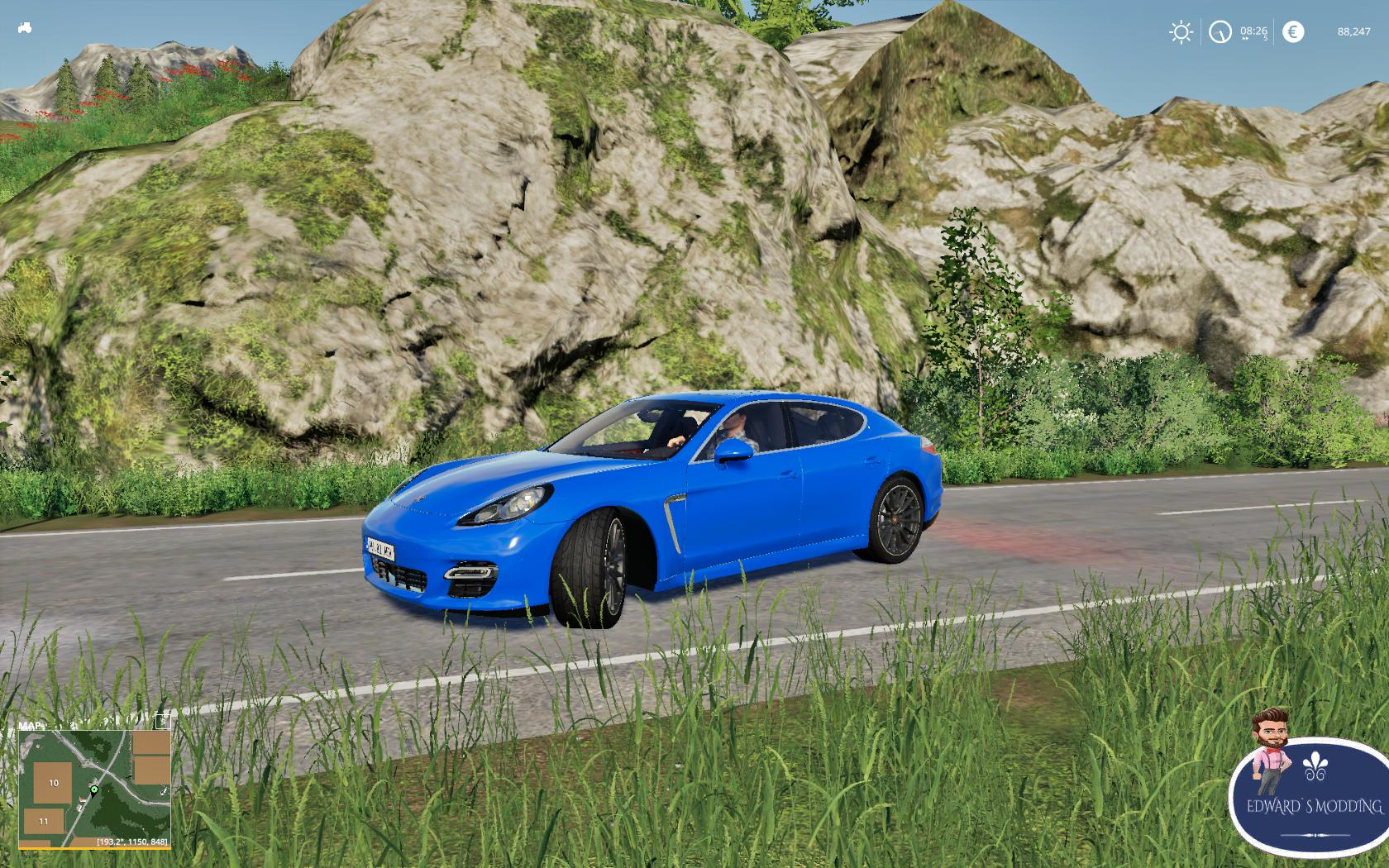 FS19 - Porsche Panamera V1.0