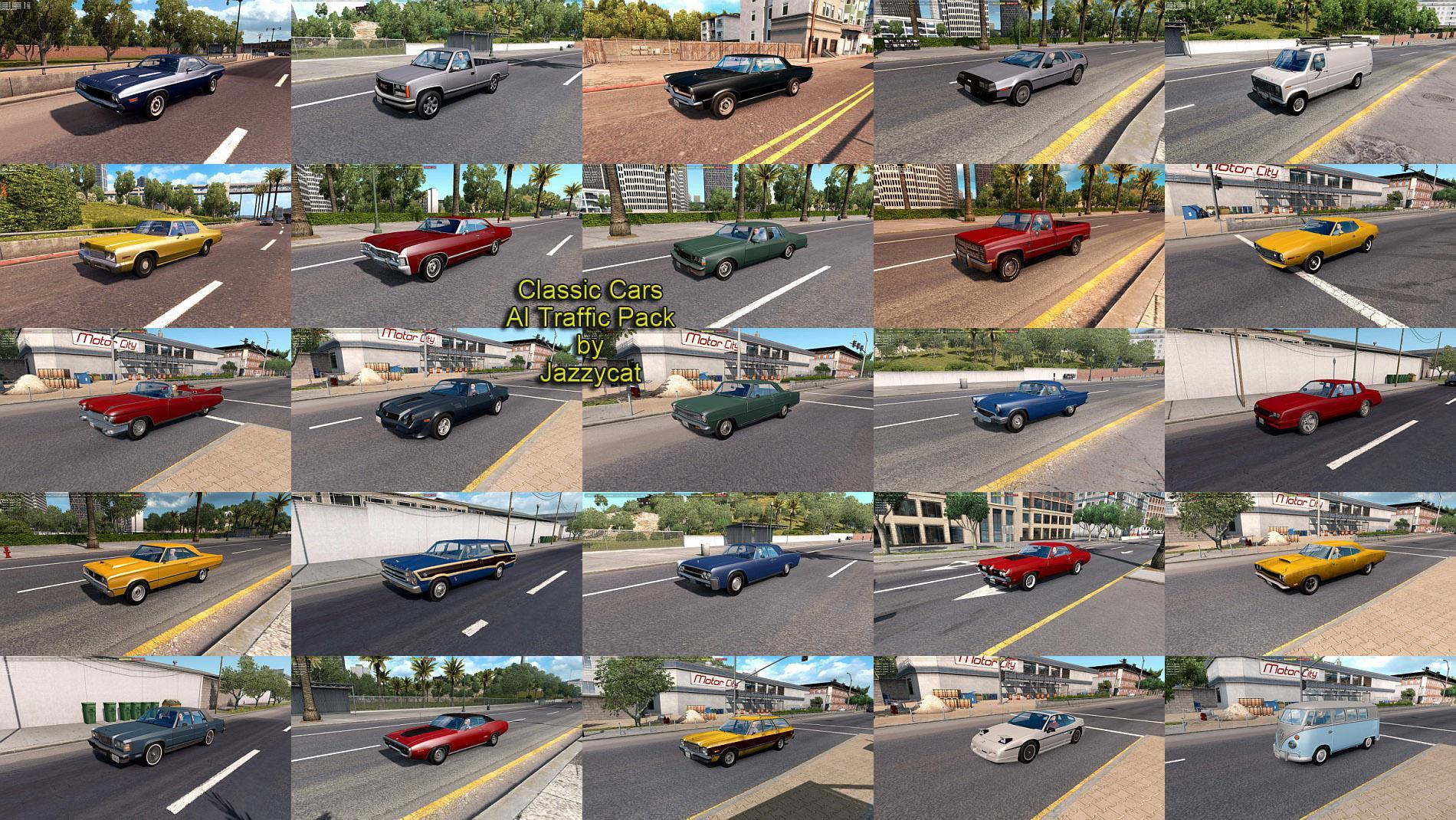 Motorcycle Traffic Pack V3.8.5 ETS2 1.40.x - Simulator