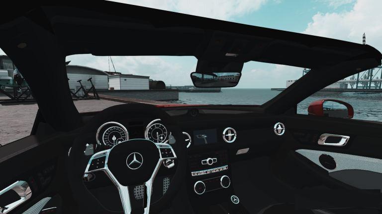ATS - Mercedes-Benz SLK 55 AMG (1.35+)