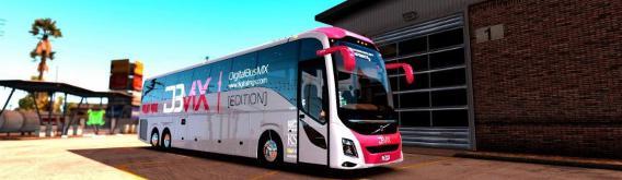 ATS - Volvo 9800 Bus Mod (1.35+)