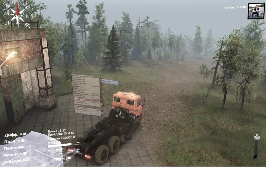 Spintires - Edge Map V1.0