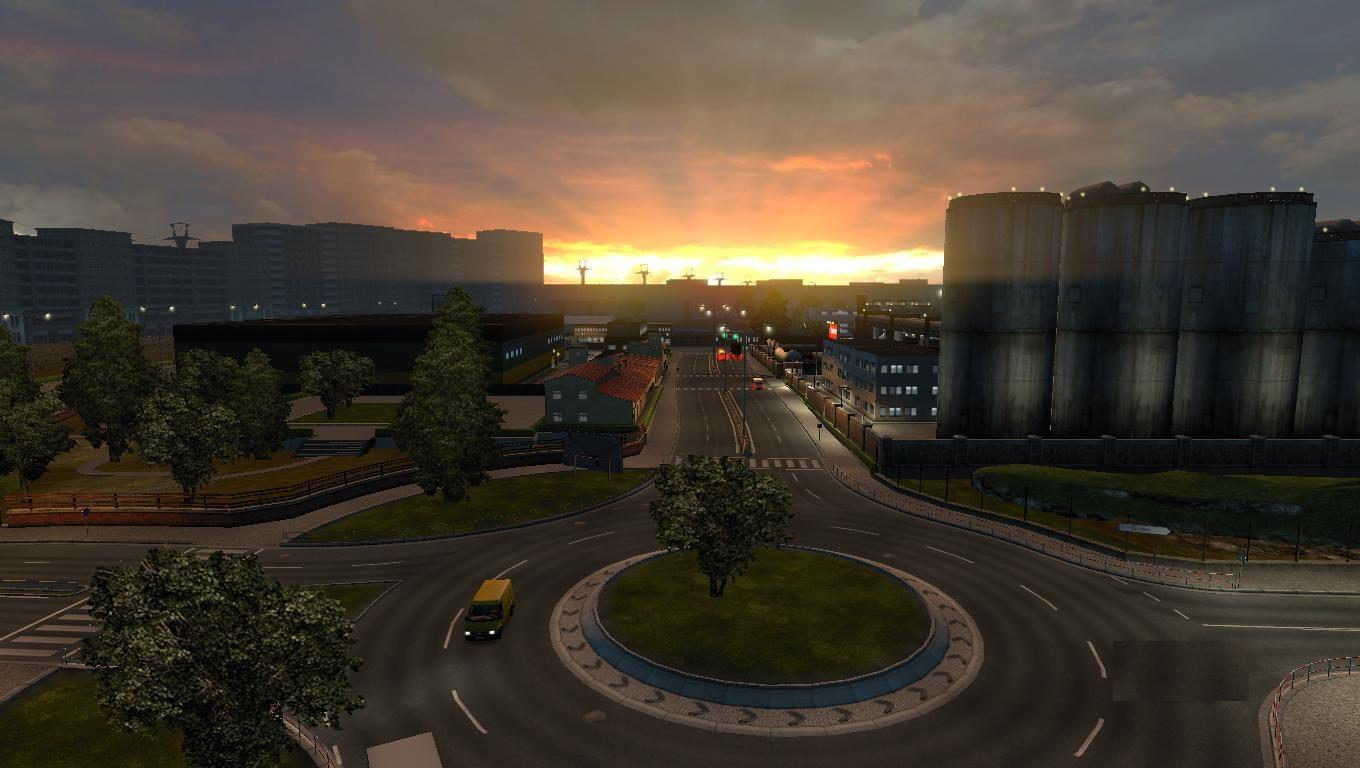 ETS2 - Realistic Brutal Weather V5.8 (1.39.x)